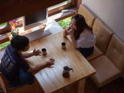 ゲストハウスで働いてみて in 岡山